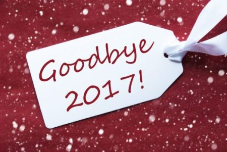 Goodbye 2017.Daphne Anderson